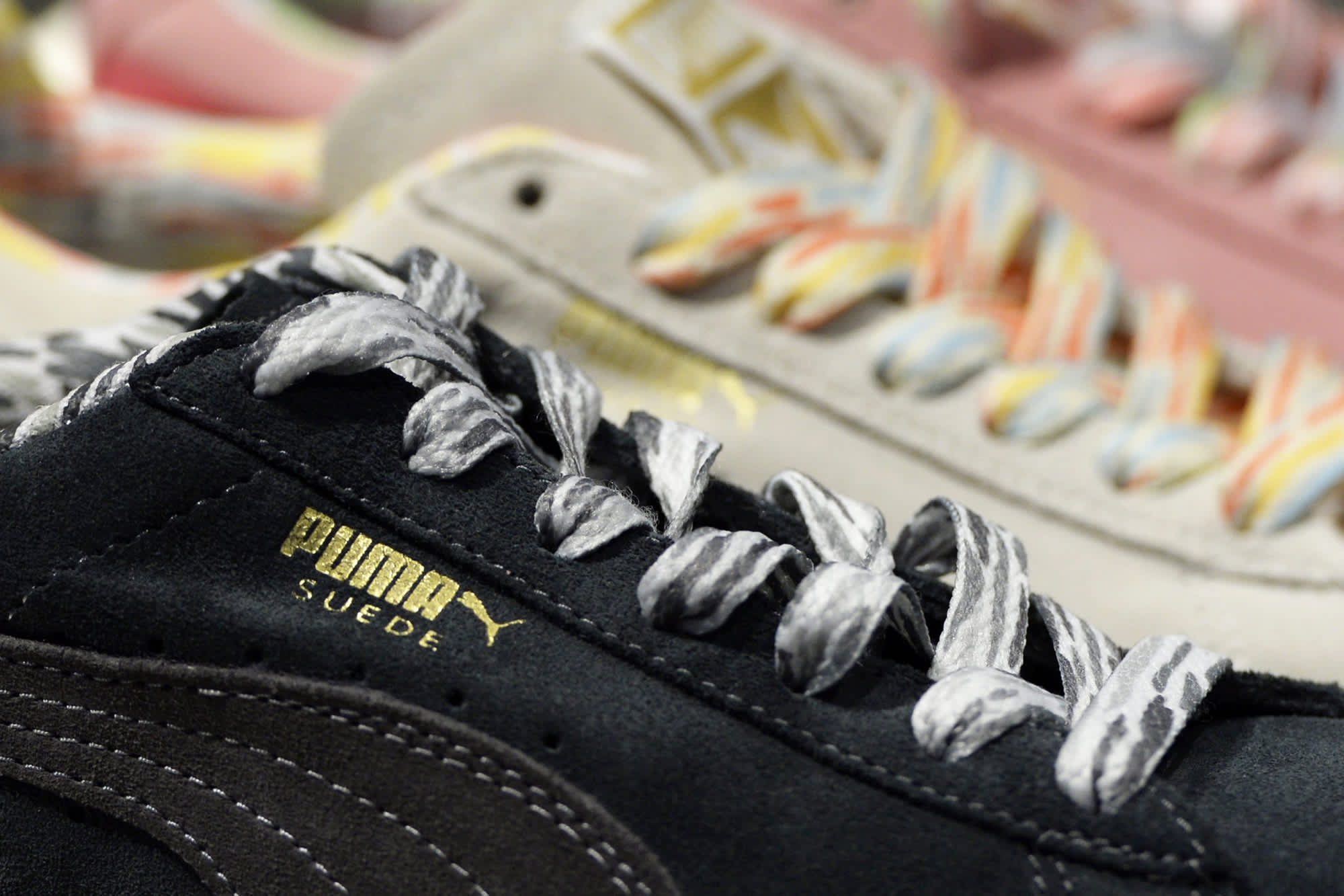puma brand ladder In 2010, the brand released reebok zig, an athletic footwear technology and collection of shoes include zigzag foam soles designed to push athletes forward.