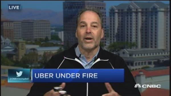 Uber v. Carnegie Mellon