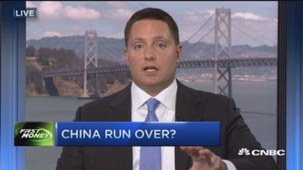 Pro warns on Shanghai and Hong Kong markets