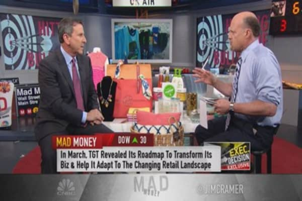 Target CEO: Elevated focus on style