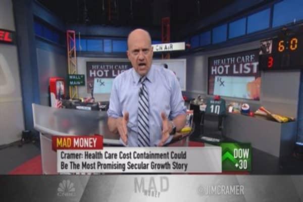 Cramer: Walgreens an immediate buy