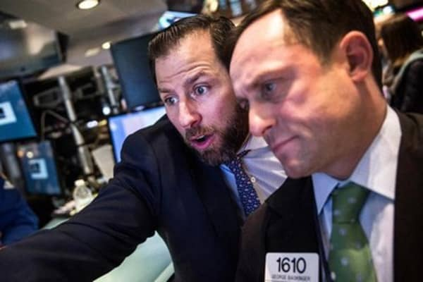 Stocks aim to build on modest gains