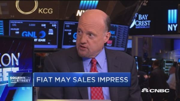 Cramer: Buy autos-here's why