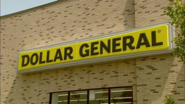Dollar General's earnings better than expected