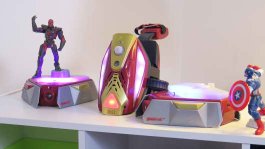 Playmation toys by Disney
