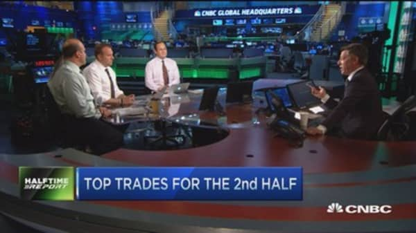 Top trades for the 2nd half: GM, HPQ & more