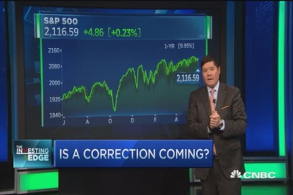 Bold analyst expects correction