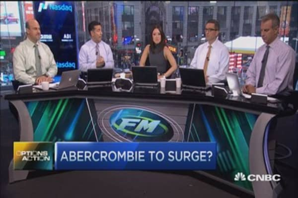 Teen Dream: Abercrombie to surge?