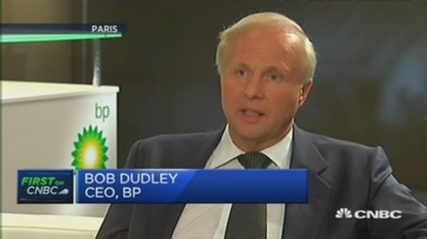 BP CEO: Shale gas revolution is 'very painful'