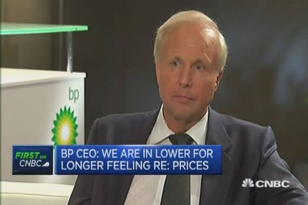Expect OPEC to stay on course: BP CEO