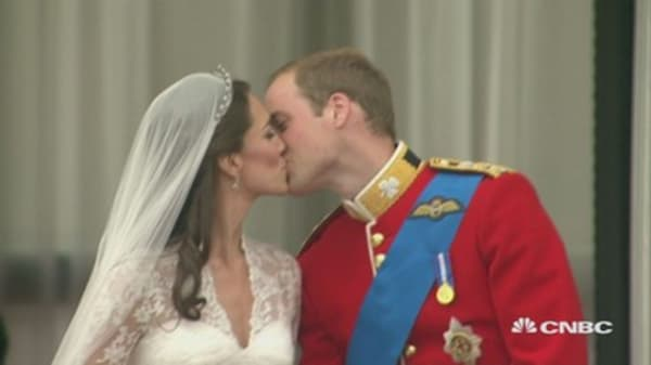 Fancy a bite of royal wedding cake?