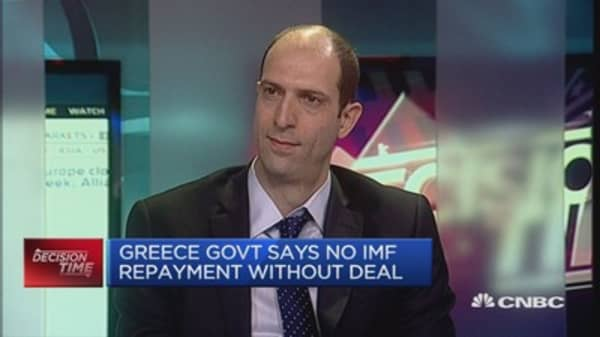 Tsipras' posturing aimed at Greek voters: Economist