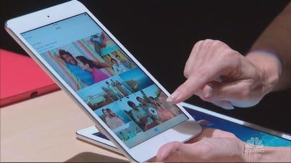 The future of mobile data