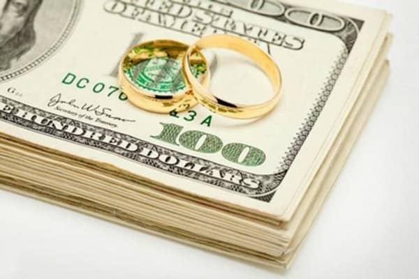 It's wedding season -- time to drop big money