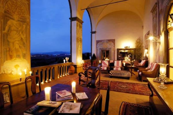 Villa Machiavelli, Toscana, Italy