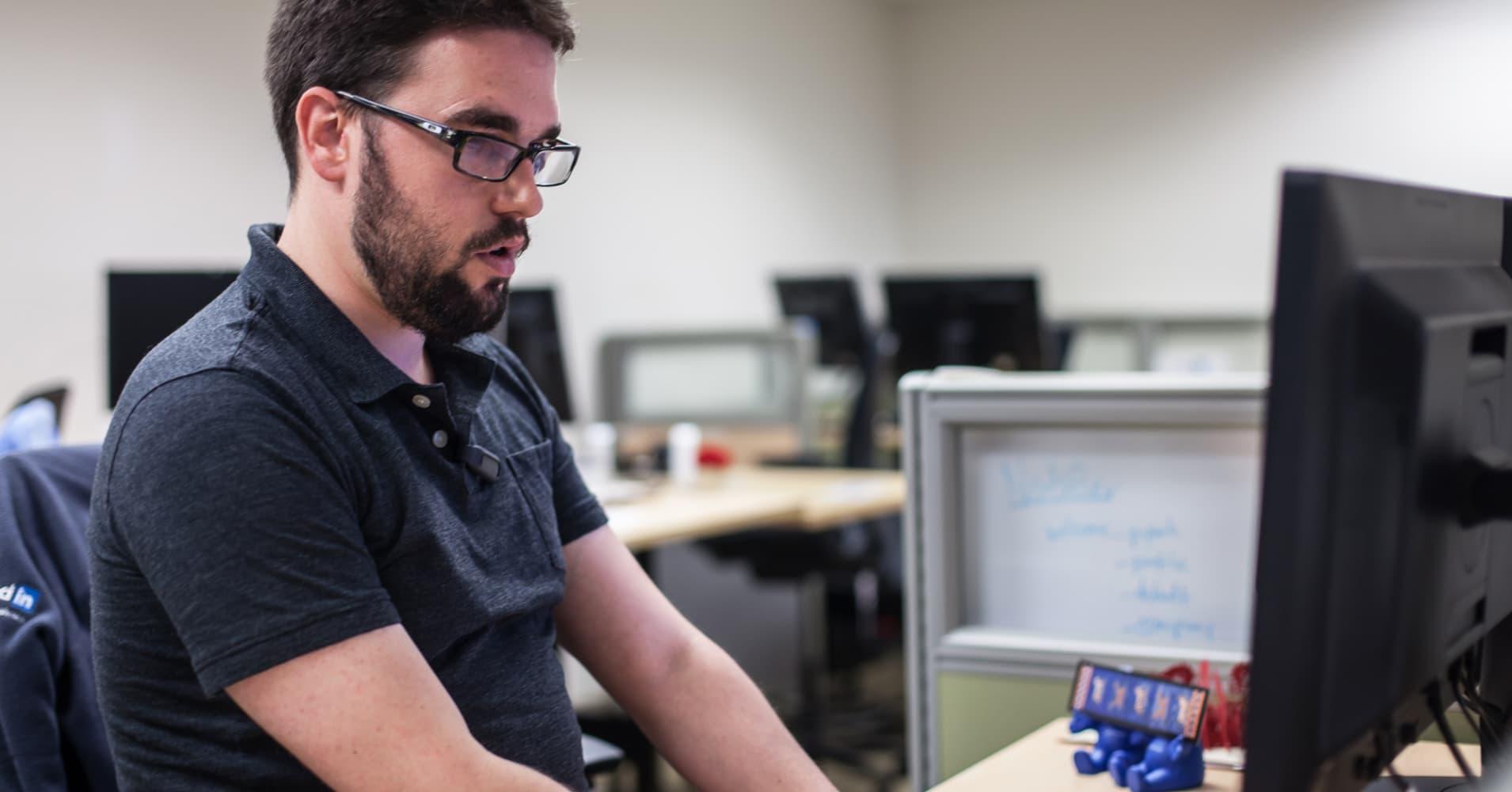 Jerrod Lowmaster, LinkedIn data scientist