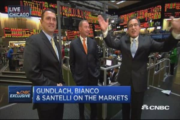 Santelli Exchange: Gundlach, Bianco talk rates