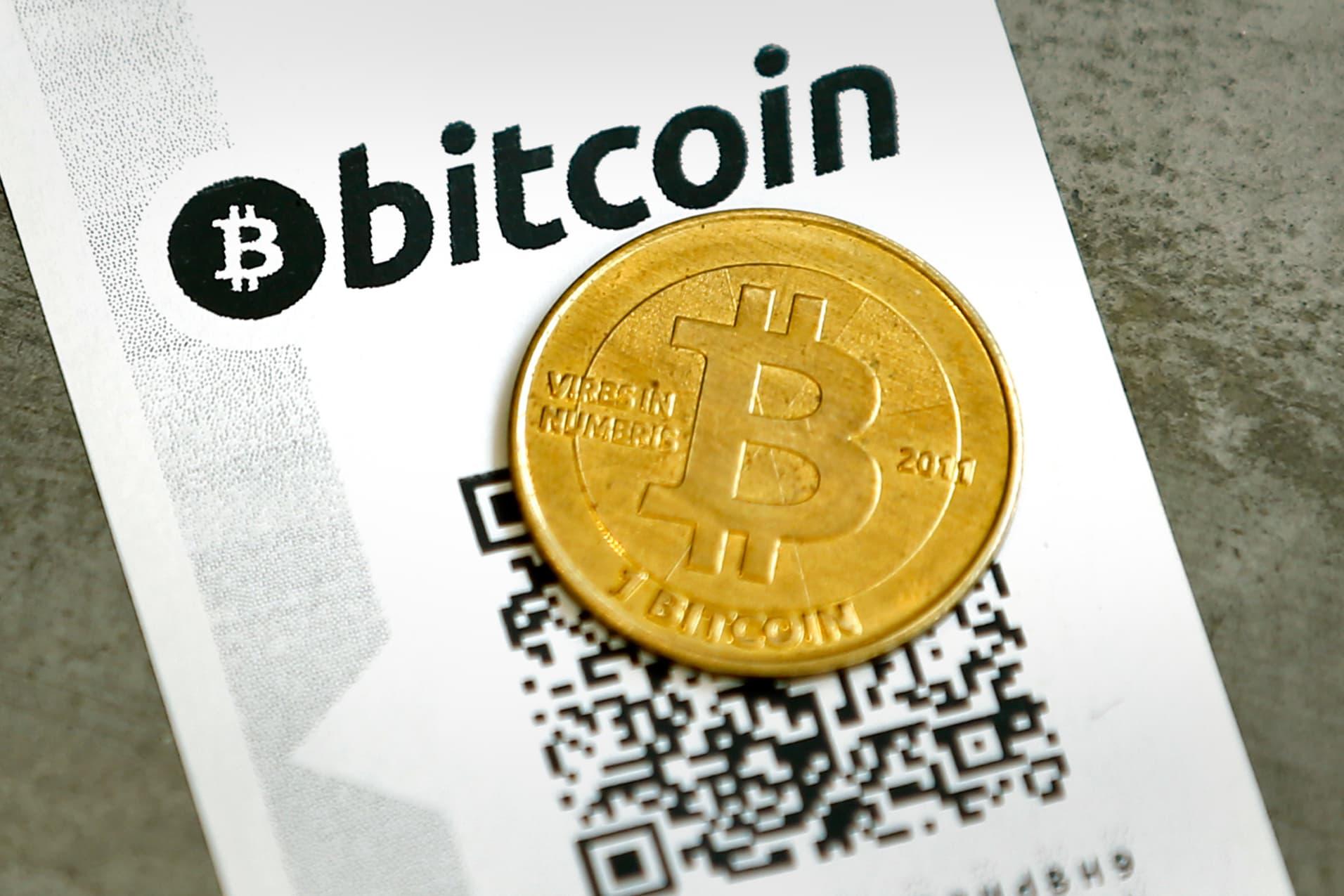 Bulldozer bitcoin mining