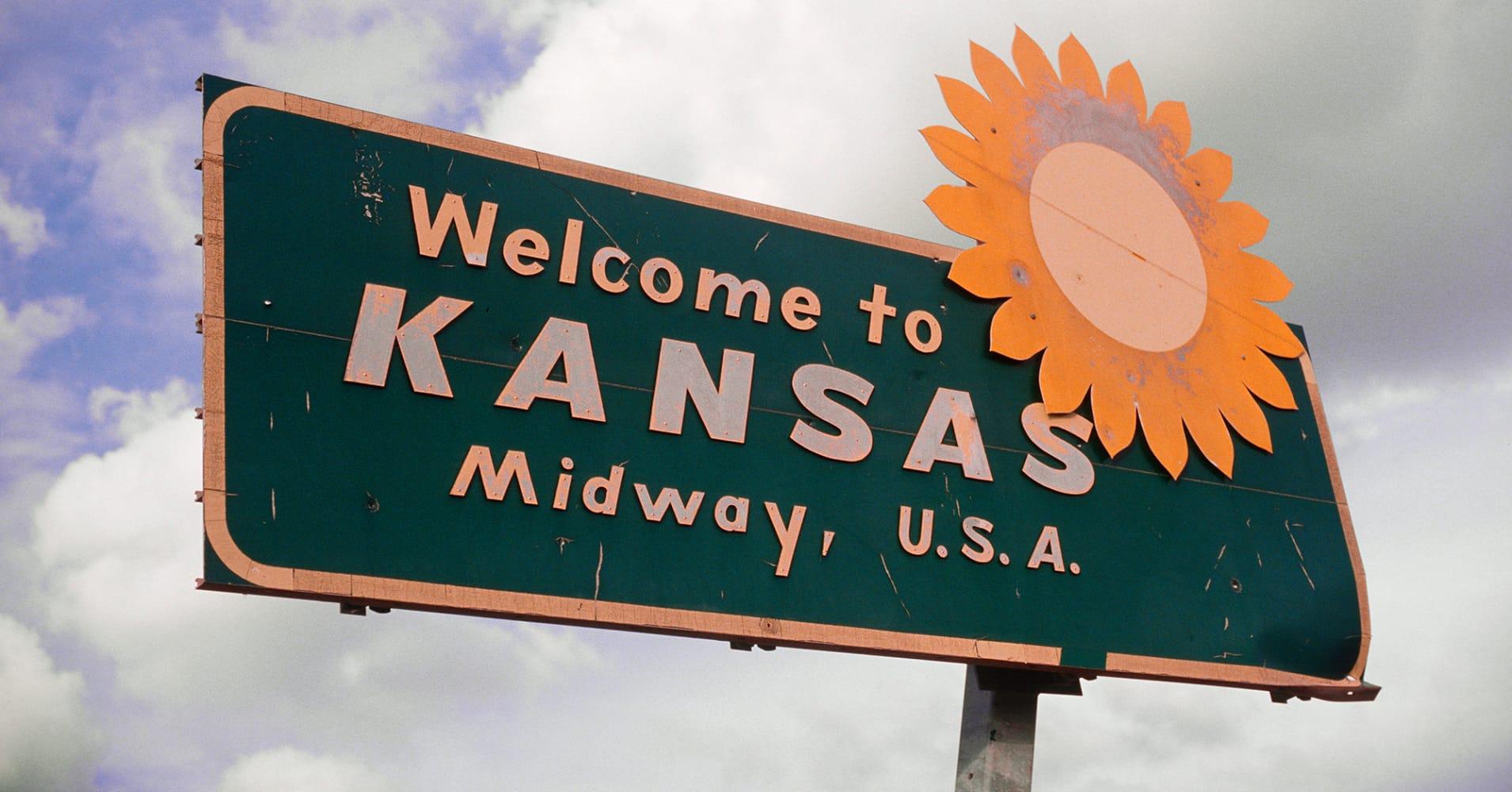 Top States 2015: Kansas