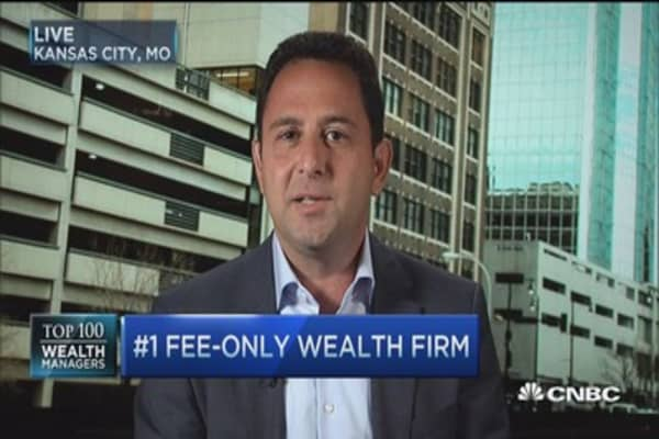 #1 Fee-only wealth firm