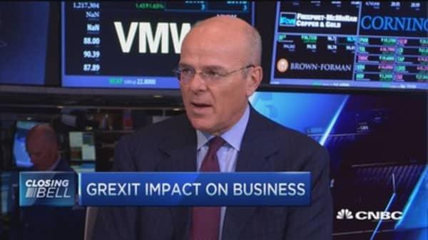 Generali CEO: Greek risks still there