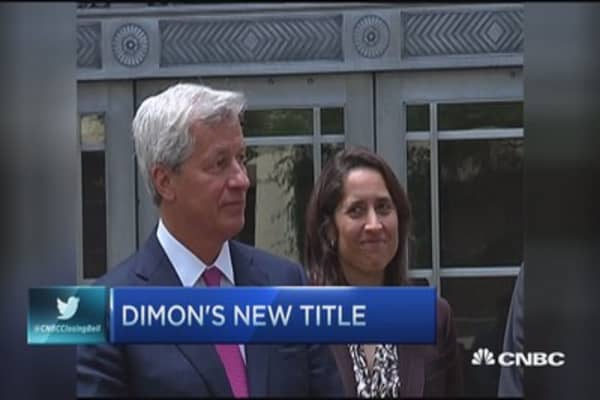 Jamie Dimon: Manager turned billionaire