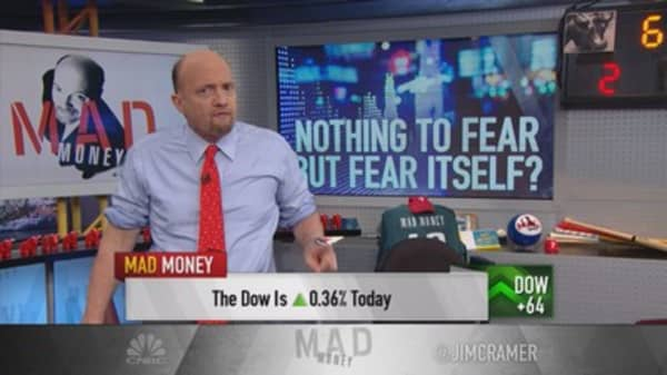 Cramer addresses fear of single stock risk