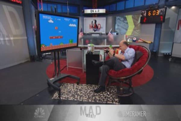 Cramer: I underestimated GameStop