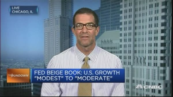 This is stirring volatility in bonds