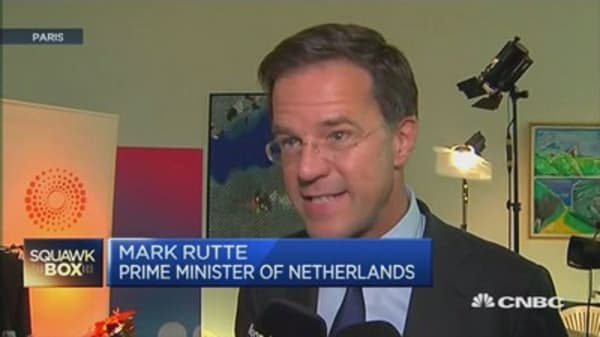 Dutch PM: 'Hard to say' if Greek deal can be reached