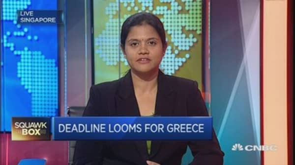 Greece, it's time to put the ink to the paper: Pro