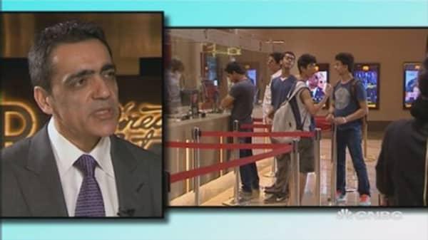 Meet the man who transformed India's cinemas