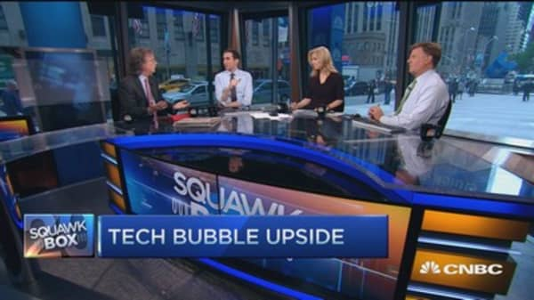 Bubbles create great new industries: Roger McNamee