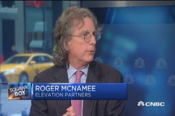 Elon Musk, the Wright Bros. of electric cars: Roger McNamee