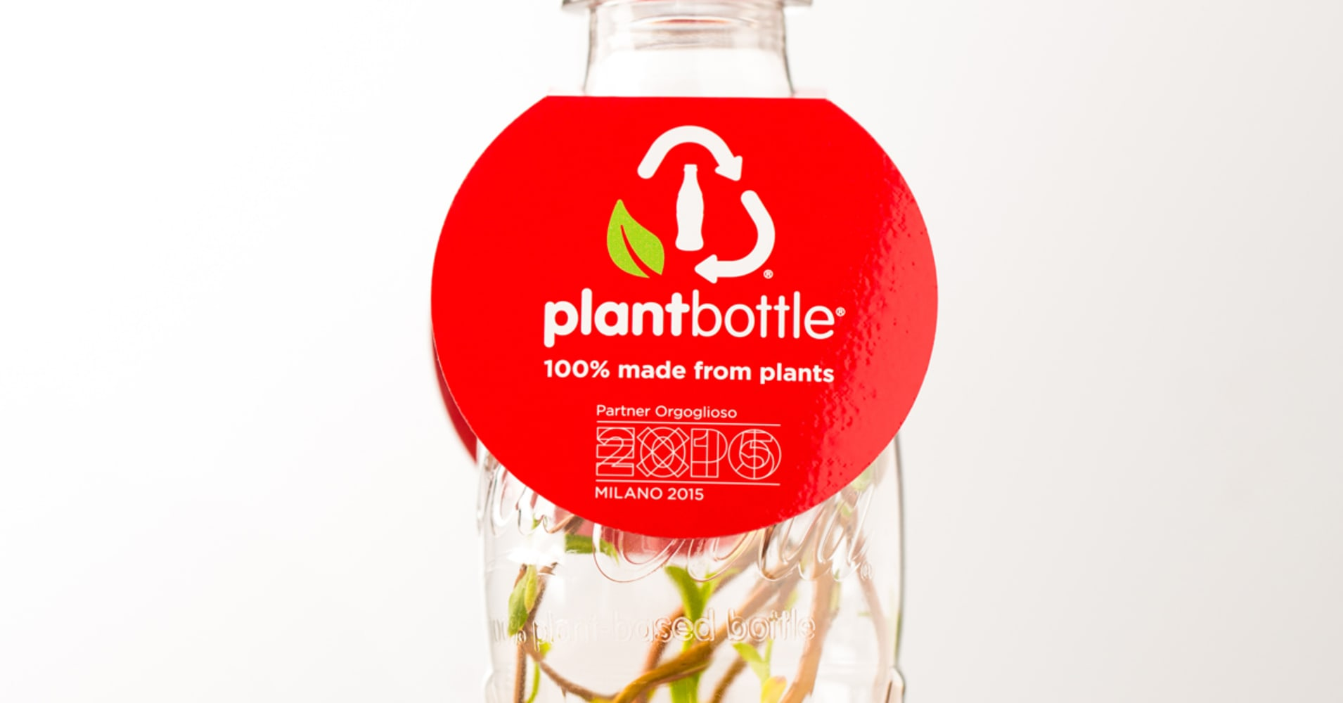Coca Cola Unveils New Eco Bottle Made From Plants