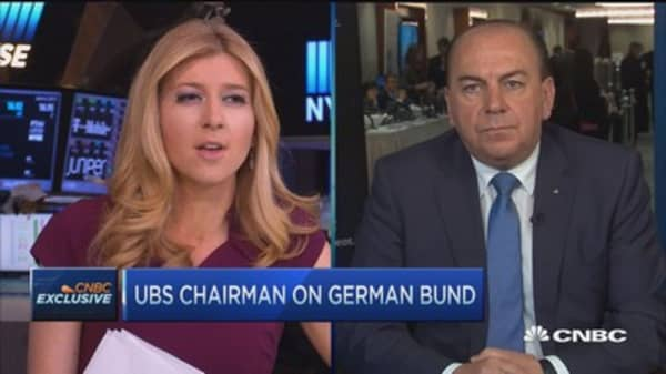 Weber: Liquidity problematic for global bonds