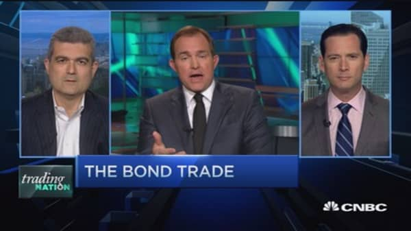 Trading Nation: Bond yields surge