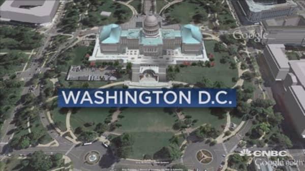 Snapshot of Washington, D.C. real estate
