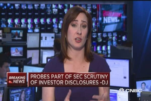 SEC probes activist hedge funds to see if they colluded: DJ