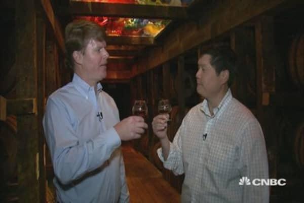 What makes it bourbon