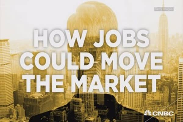 How jobs report could move markets
