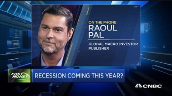 Recession 'round the corner?