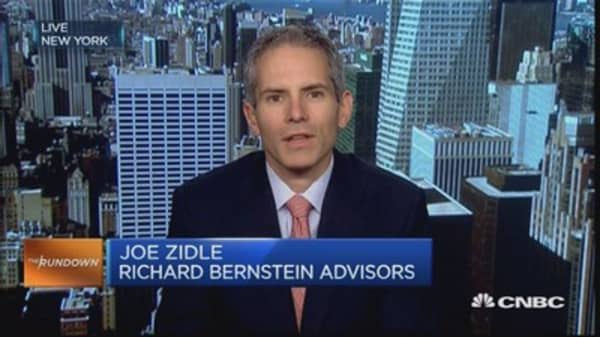 Who's to blame for market volatility?