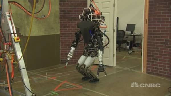 Robots are taking over (faster than you think)