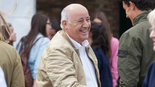 5 secrets for success from zara billionaire amancio ortega