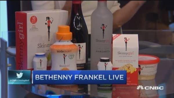 Bethenny Frankel: The skinny on Skinnygirl