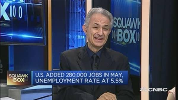 Despite upbeat jobs, Fed won't raise rates: Pro