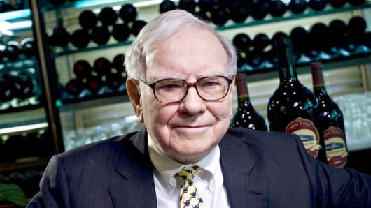 Billionaire investor Warren Buffett.