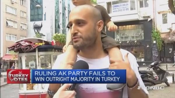Turkish voters weigh in on election results
