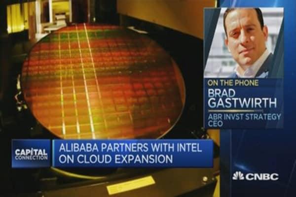 Alibaba's push into cloud makes sense: Pro